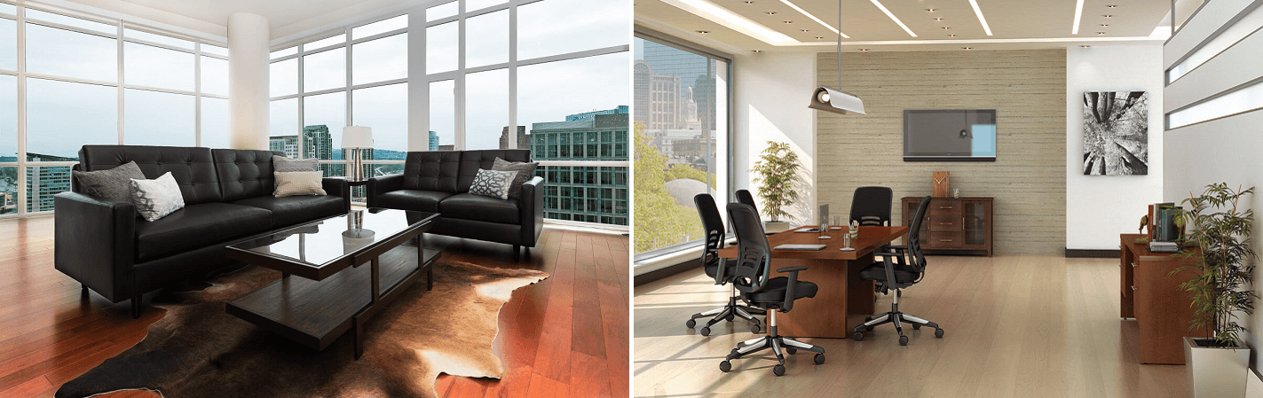 Home office furniture rental