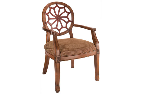 Asian Bark Chair