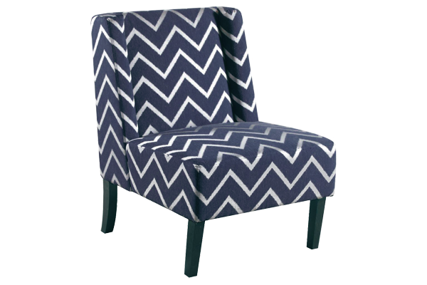 Beckett Navy Chair
