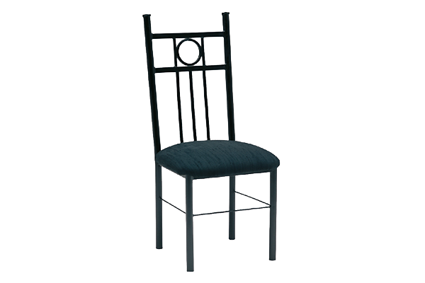 Biedermeir Iron Dining Chair