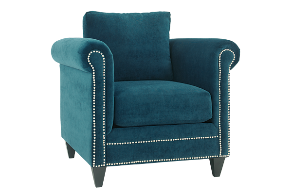 Luxe Teal Chair for Rent