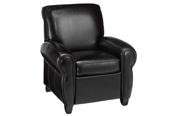New York Leather Recliner