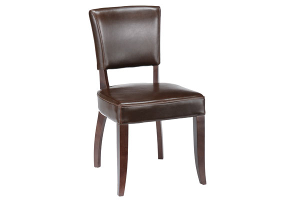 Venice Leather Dining Chair