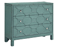 Monroe Turquoise Chest