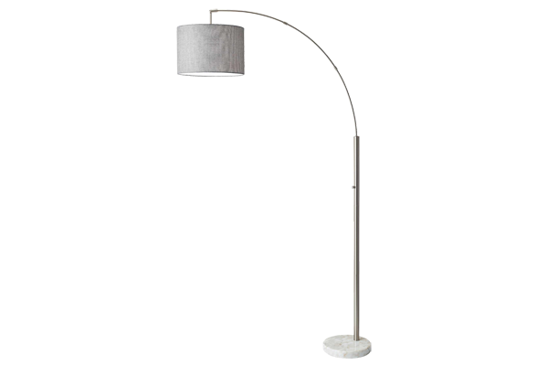 Lamp- Bowery Steel Arc Lamp