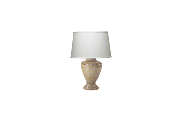 Golden Urn Rope Trim Lamp