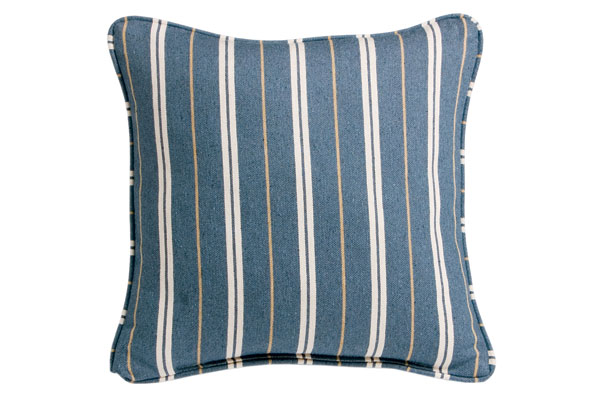 Chambray Stripe Pillow