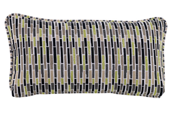 Kiwi Deco Kidney Pillow