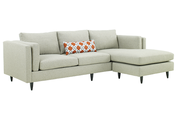 Davenport Sofa With Chaise