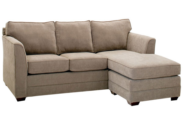 Muir Wood Sofa with Chaise