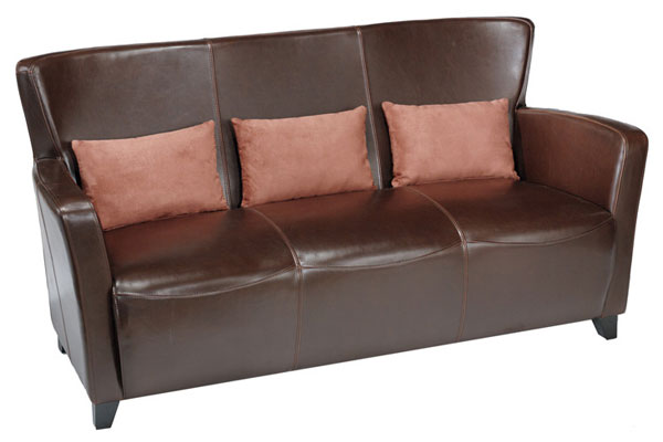 Oslo Leather Sofa