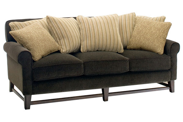 Pacific Heights Sofa For Rent Brook Furniture Rental