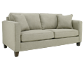 Ballard Linen Sleeper Sofa