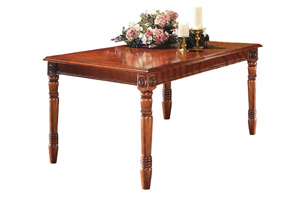 Brittany Court Rectangle Dining Table