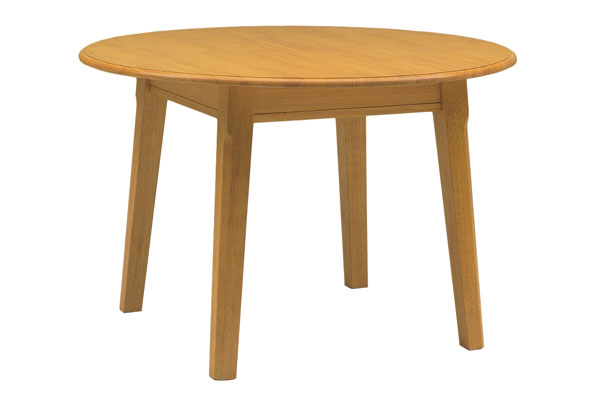 Buttermilk Round Dining Table For Rent Brook Furniture