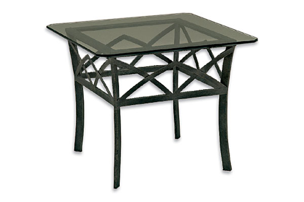 Gothic End Table