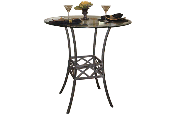 Gothic Bar Height Table
