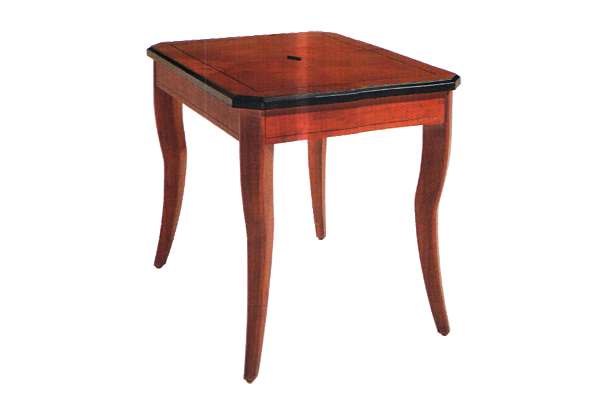 Interval End Table