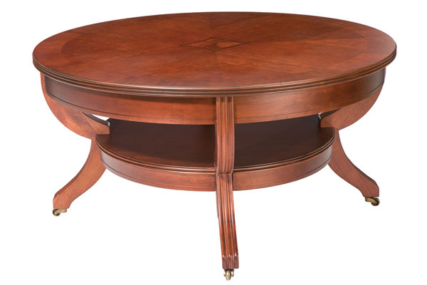 Oxford Round Cocktail Table