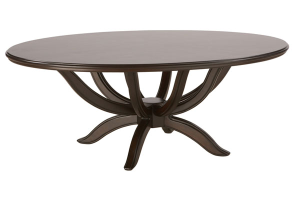Revelle Oval Cocktail Table