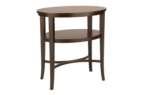 Revelle Oval End Table