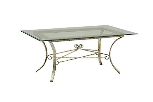 Saratoga Rectangle Dining Table