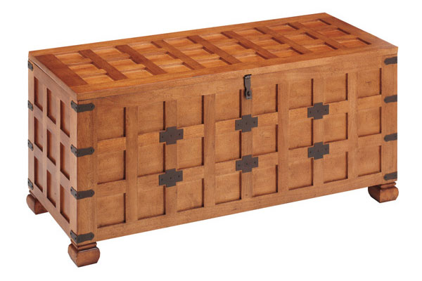 Tropic Winds Storage Trunk