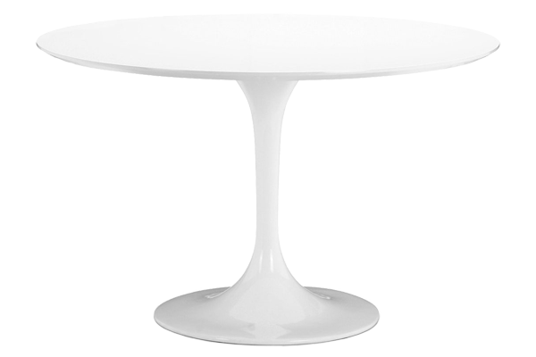 Wilco White Round Dining Table