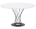 Spiral Round Dining Table