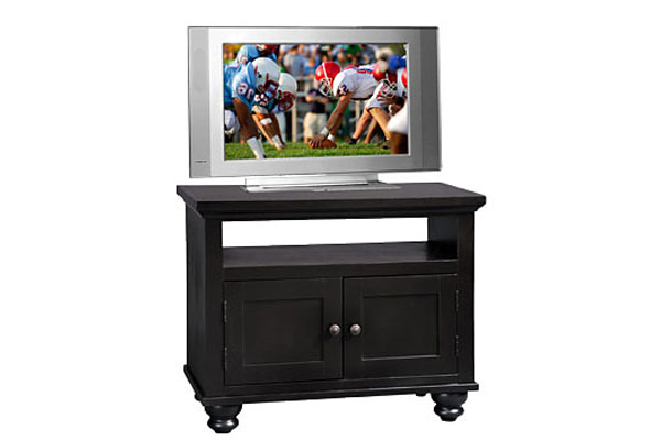 Cambridge Black TV Stand