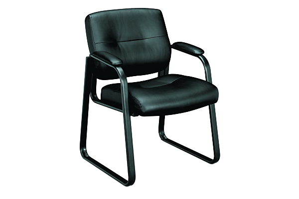 Dante Leather Side Chair