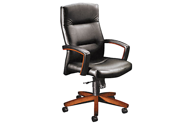Park Ave Leather Executive Chair