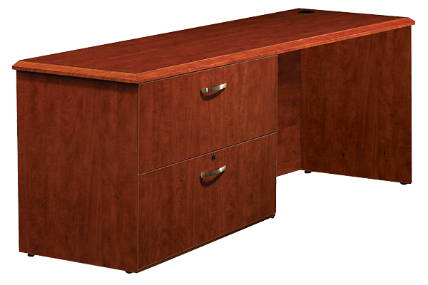 Pacifica 6ft Left-Hand Lateral Credenza