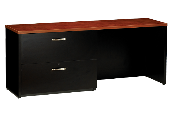 Studio C 6ft Left-Hand Lateral Credenza