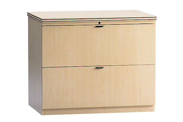 Sandstone Two Drawer Lateral File