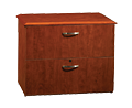 Pacifica Two Drawer 3Ft Lateral File