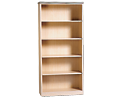 Sandstone 6Ft Bookcase