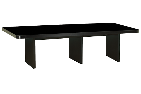 Studio Black 12ft Conference Table