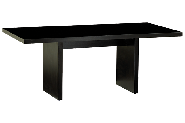 Studio Black 8ft Conference Table