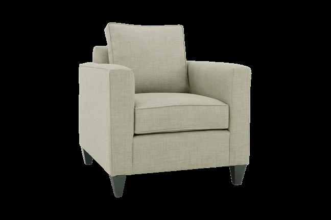 Ballard Linen Chair
