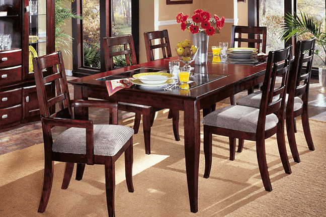 Lovely Protege Dining Table