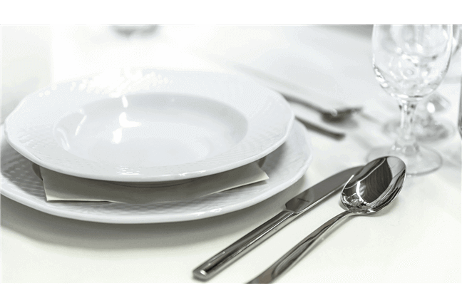 Place Setting For Four & Place Setting For Four for Rent | Brook Furniture Rental