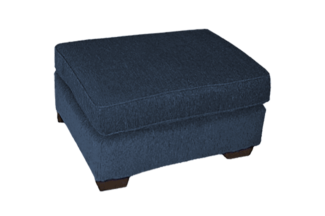 Bentley Ottoman - Ottomans For Rent Brook Furniture Rental
