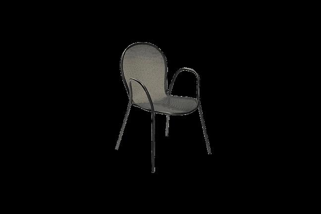 Rhonda Patio Chair for Rent | Brook Furniture Rental
