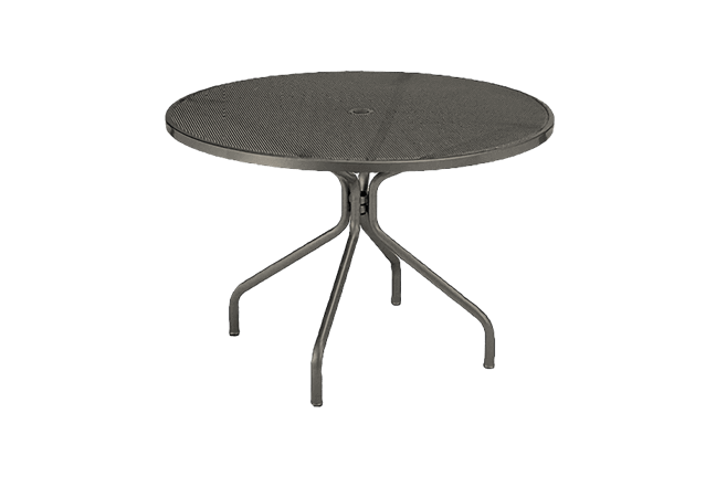 Cambi Large Patio Table - Outdoor Furniture For Rent Brook Furniture Rental