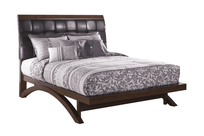 Minburn Queen Platform Bed