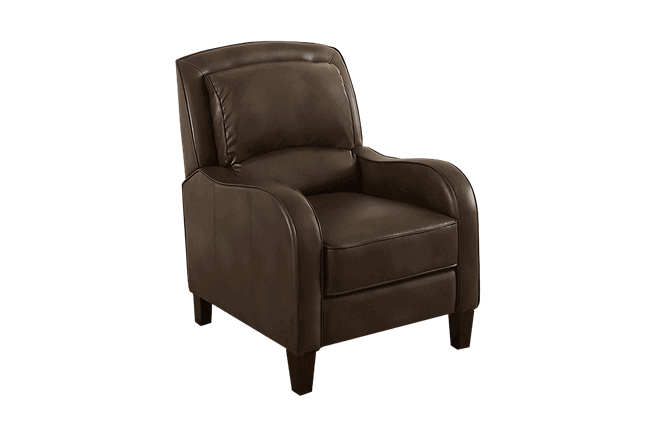 Lacaste Greige Recliner  Recliner Chairs for Rent Brook Furniture Rental. Lease To Buy Accent Chairs New York   designaglowpapershop com