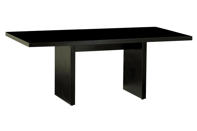 Studio Black Ft Conference Table For Rent Brook Furniture Rental - 6 foot conference table