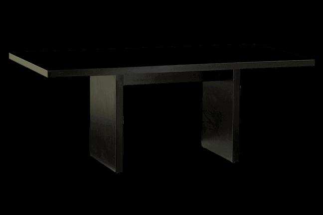 Studio Black Ft Conference Table For Rent Brook Furniture Rental - 6ft conference table