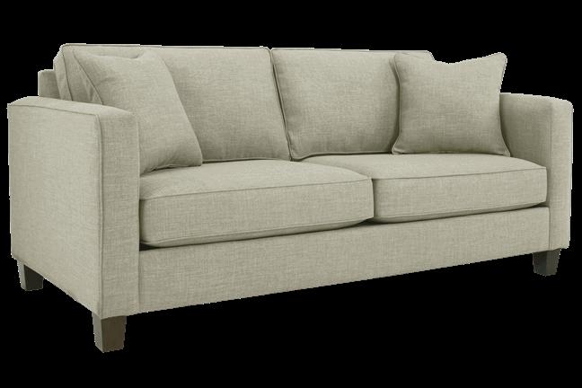 Ballard Linen Sleeper Sofa
